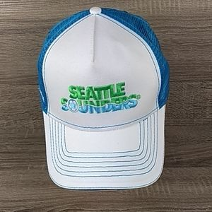 Seattle Sounders adjustable hat new